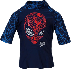 Marvel Spiderman Sun Top Blue/Red