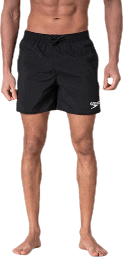 "Essentials Watershorts 16"" Am Black"