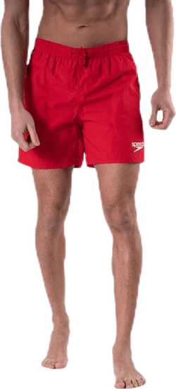 "Essentials Watershorts 16"" Am Red"
