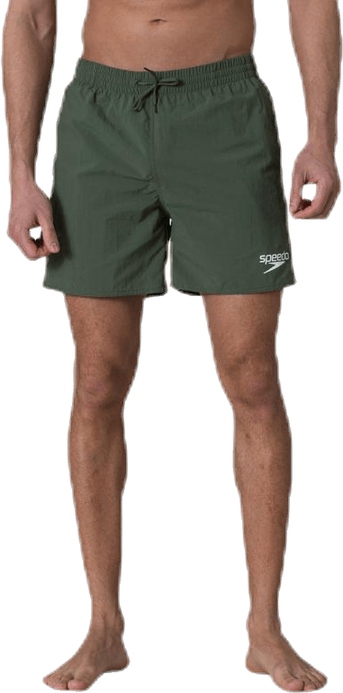 "Essentials Watershorts 16"" Am Green"
