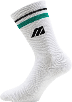 Mizuno Socks 3P White