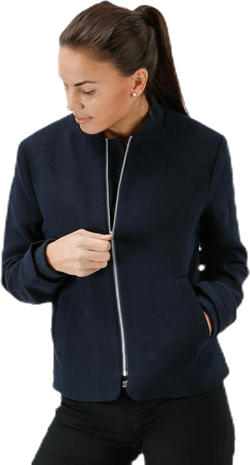 Renee Bomber Jacket Blue