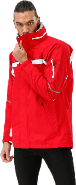 Sail Jacket Corporate Red