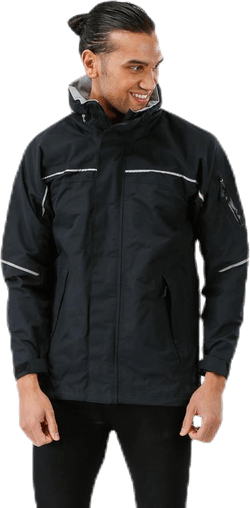 Sail Jacket Corporate Black