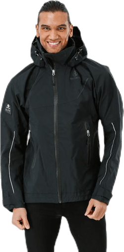 Elite Racer Jacket Black