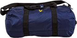 Lightweight Barrel Bag Blue