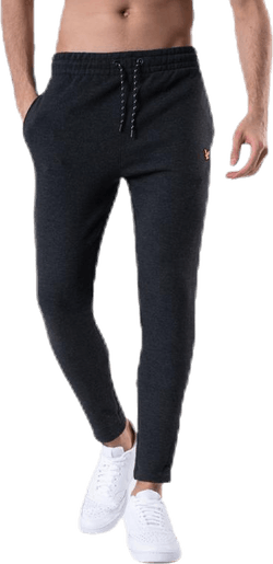 Core Zip Track Pant Black