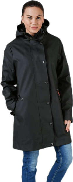 Original Rub Hunting Coat W Black