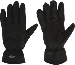 Sea Leopard Glove Black