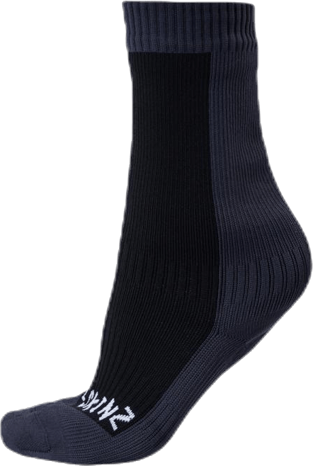 Cold Weather Mid Sock Black/Grey