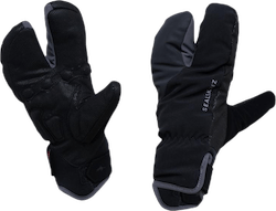 Extreme CW Cycle Split Finger Glove Black/Grey