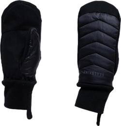All Weather Lightweight Ins Mitten Black