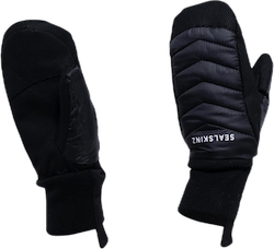 All Weather Lightw Insul Mitten Black