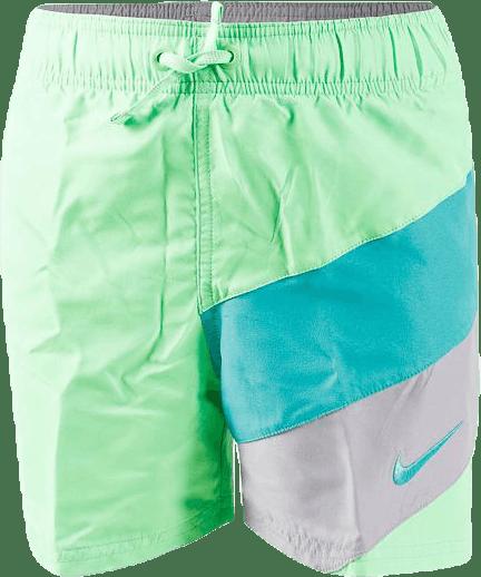 """4"""" Volley Short Junior Green"""