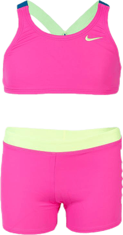 Crossback Short Rift Set Pink