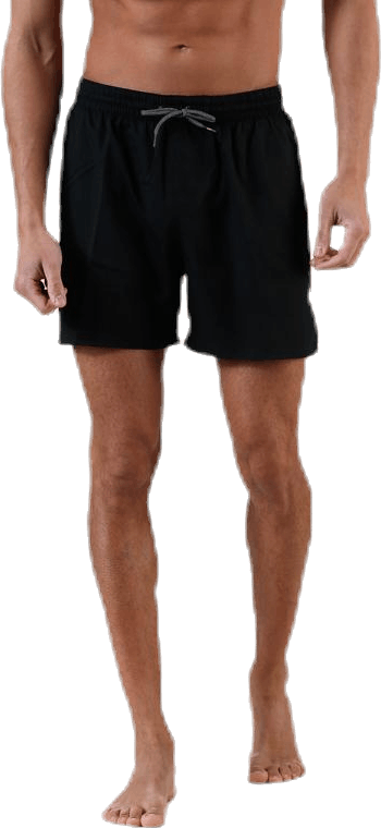 "5"" Volley Short Solid Vital Black"