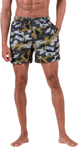 "5"" Volley Short Rift Camo Patterned"