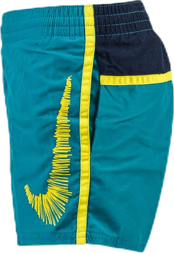 "Jr 4"" Volley Short Swoosh Green"