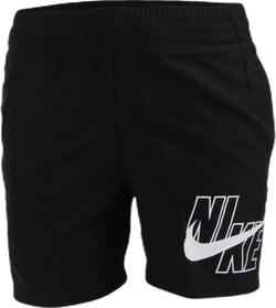 "4"" Volly Short Jr Black"