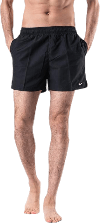"5"" Volley Short Solid Black"