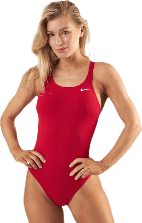 Fast Back One Piece Red