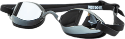 Mirrored Goggle Black