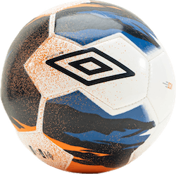 Neo Futsal Liga Ball Orange/White