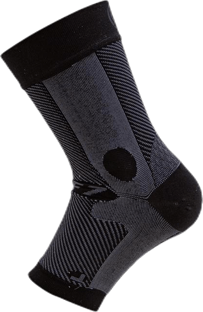 AF7 Ankle Bracing Sleeve Left Black