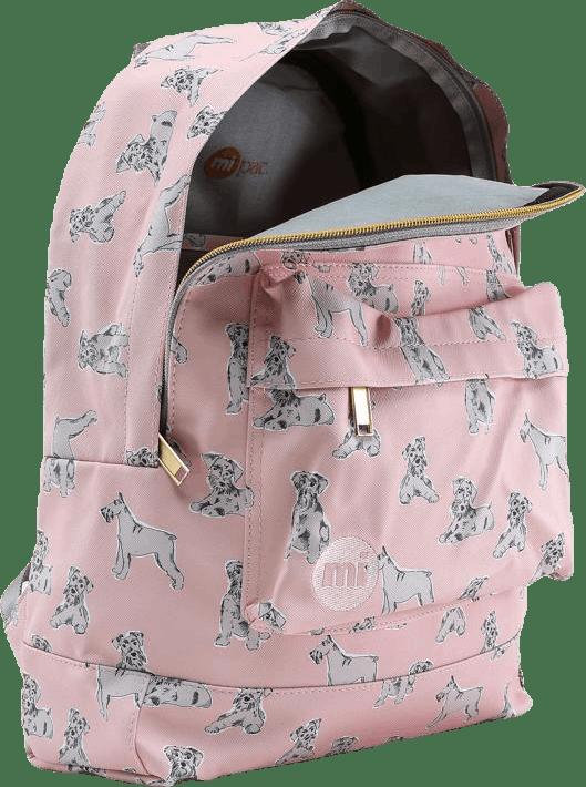 Pebbled Pink/Grey
