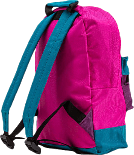 Mini Colour Block  Pink/Turquoise