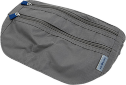 RFID Money Belt Grey