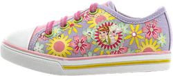 Frost Low Sneakers Pink/Patterned