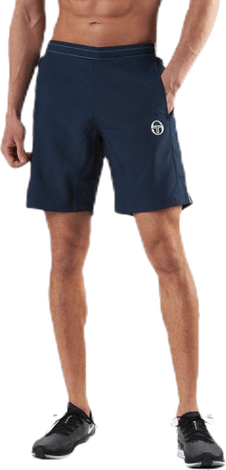 Club Tech Shorts Blue/White