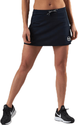 Eva Skort Blue/White