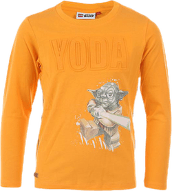 Teo 154 - T-Shirt Yoda Orange
