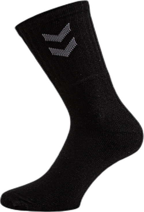 3-Pack Basic Sock Black