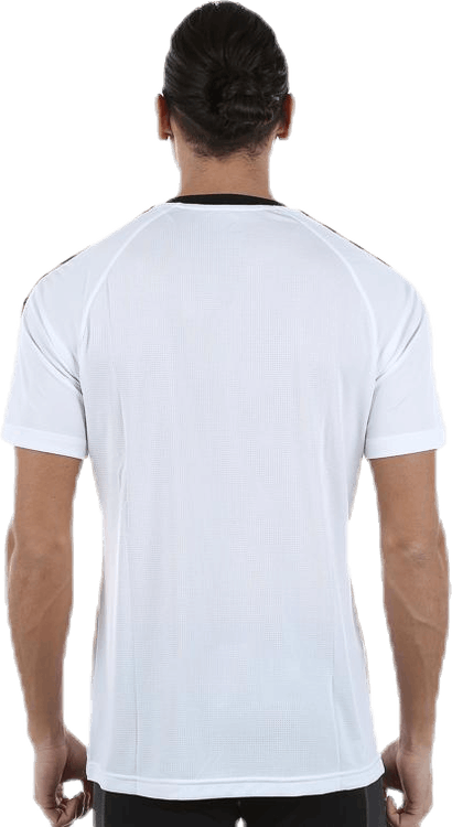 Authentic Charge SS Poly Jersey White