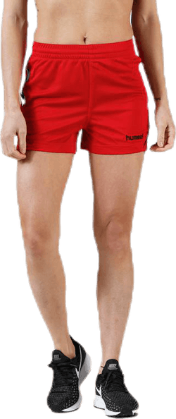 Authentic Charge Poly Shorts Wo Red