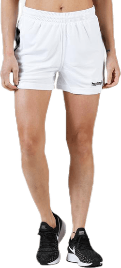 Authentic Charge Poly Shorts Wo White