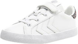 Duece Court Glitter Junior White