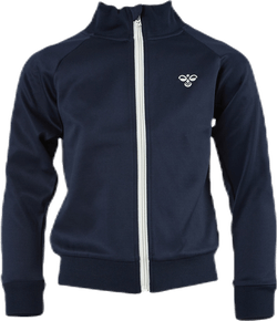 Jr Kick Zip Jacket Blue