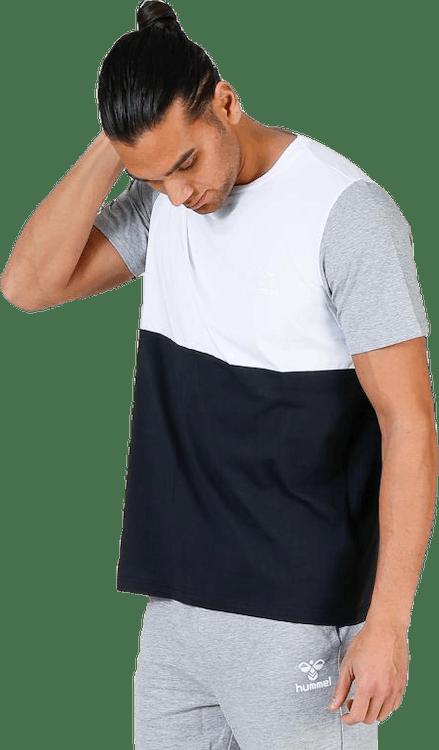Daniel T-shirt s/s Black