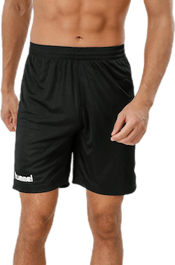Core Poly Shorts Black