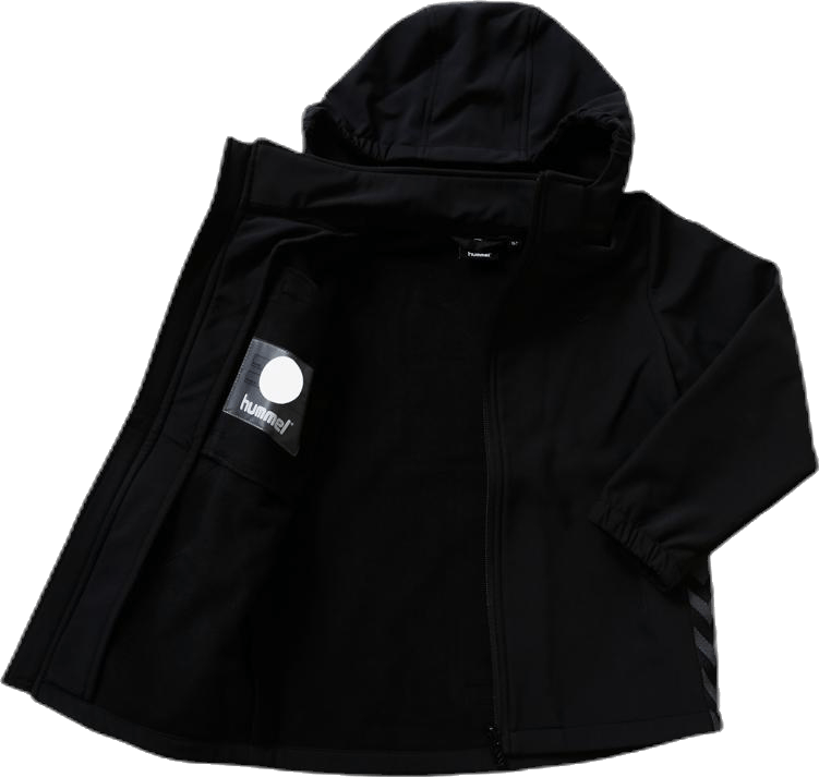 Christer Softshell Youth Black