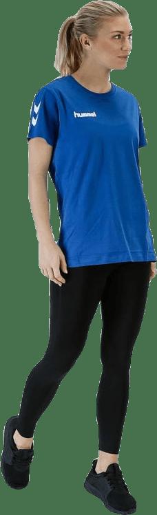 Go Cotton T-Shirt W s/s Blue