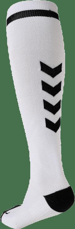 Elite Indoor Sock High White/Black