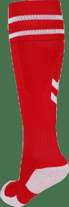 Element Football Sock White/Red