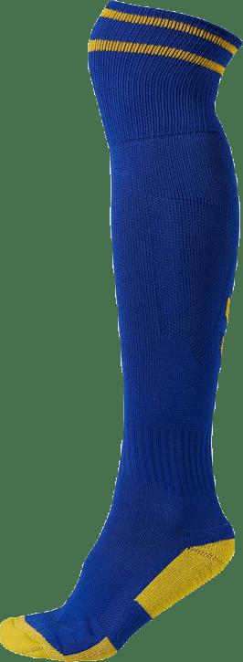 Element Football Sock Blue/Yellow