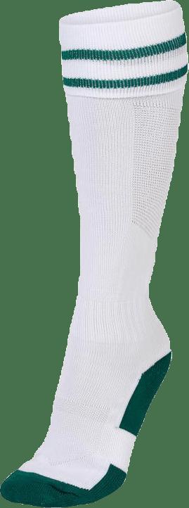 Element Football Sock White/Green