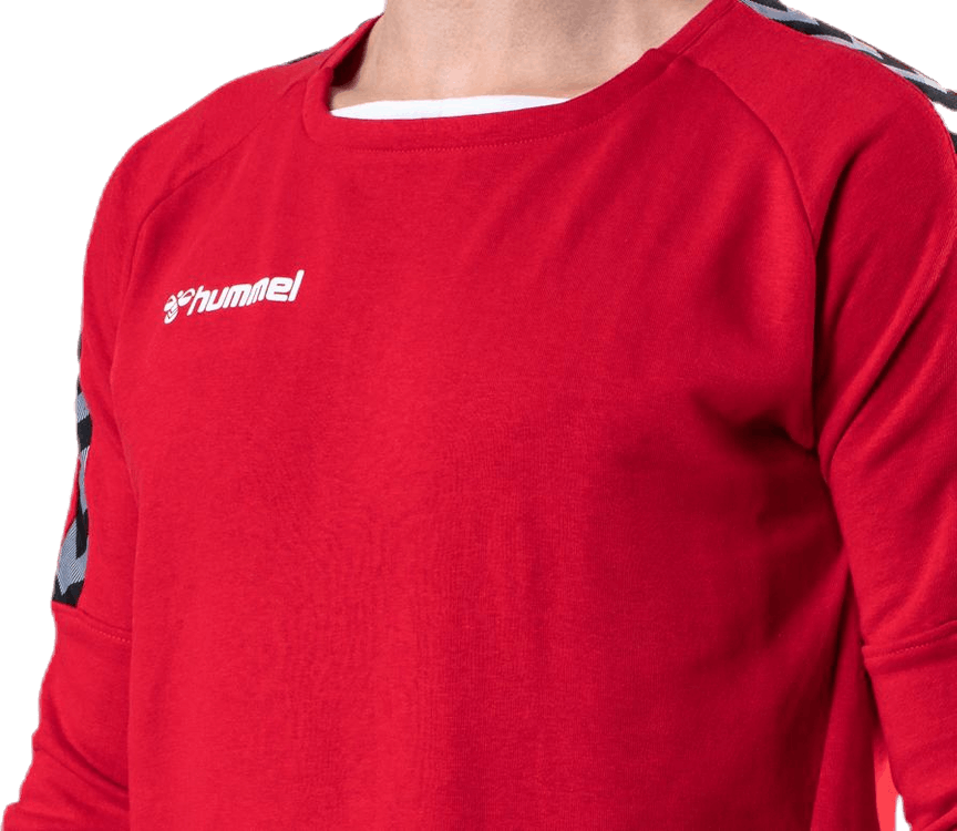 Authentic Training Sweat Red